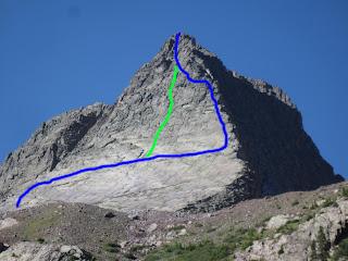 A topo Wham Ridge