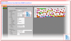 Download Aplikasi Administrasi Guru Wali Kelas SD/MI Format Excel