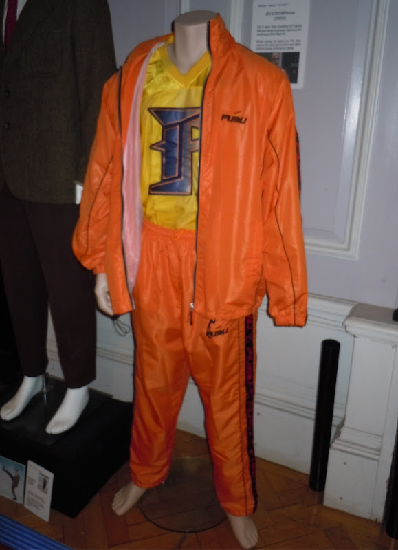 Ali G InDaHouse movie costume