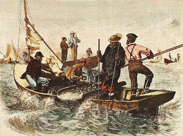 It 39 s about time gone fishing in 19c america for Fishing in new york