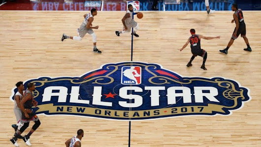 Change the Format of NBA All-Star Game, no more East vs West