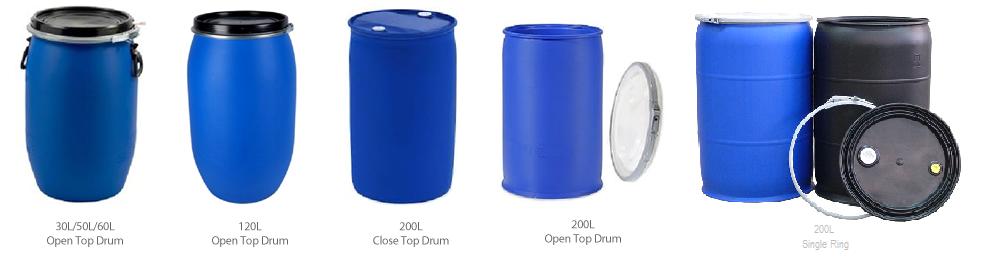 cv artha graha prima  menjual tong plastik kapasitas 50