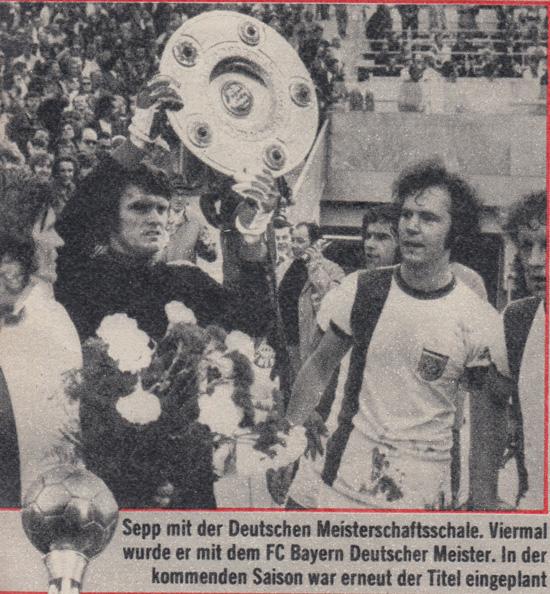 Sepp Maier Unfall 1979