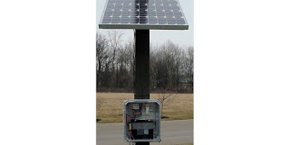 solar powered process measurement wireless transmitter