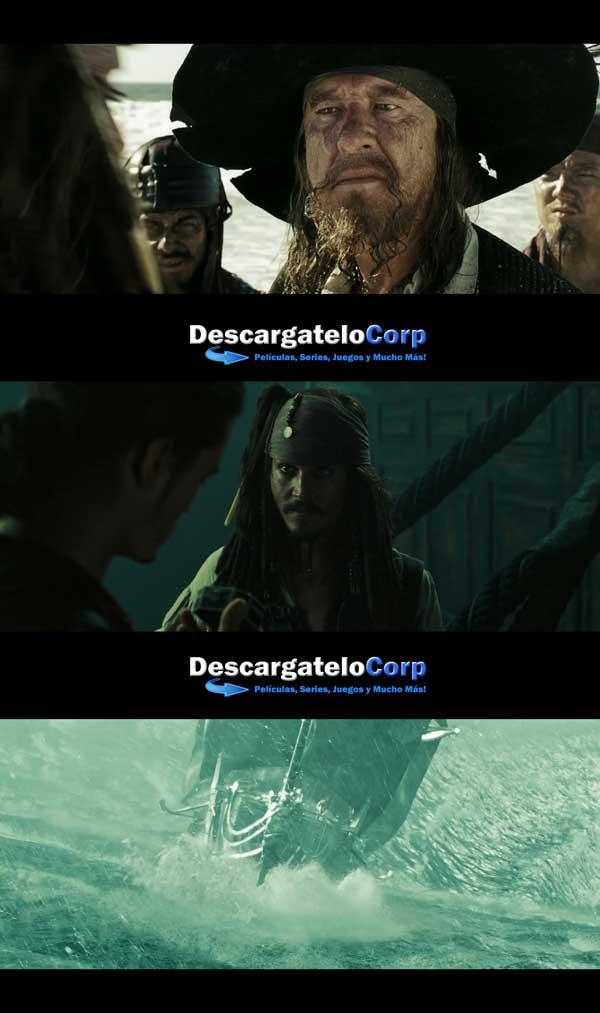 Piratas Del Caribe 3 En El Fin Del Mundo HD 1080p Latino