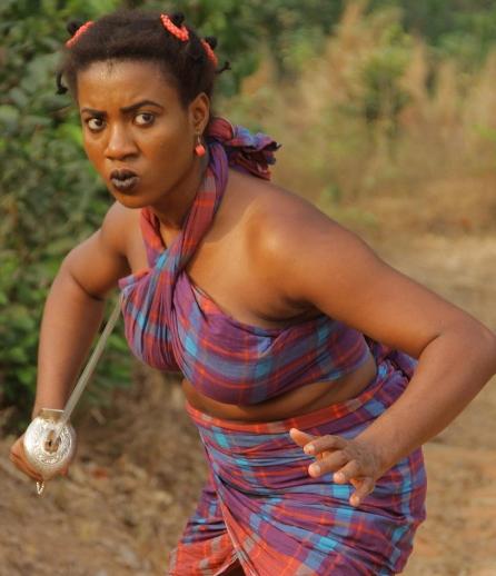 bts photos of icheke oku nollywood igbo movie by nicole