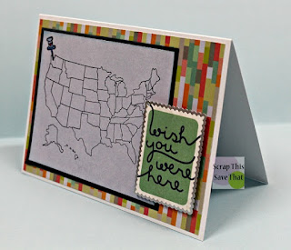 Unity Stamps, Stamping, Stickers, US Map