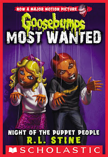 Review - Goosebumps Most Wanted: Night of the Puppet People
