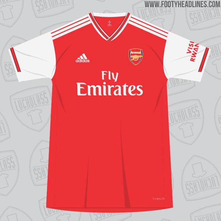 huge discount 379ec 8192c Overview: All 19-20 Premier League Kits Leaked / Released So ...