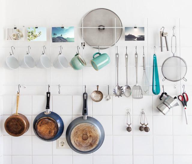 Kuchenne niezbędniki - czyli czego naprawdę potrzebujemy w kuchni