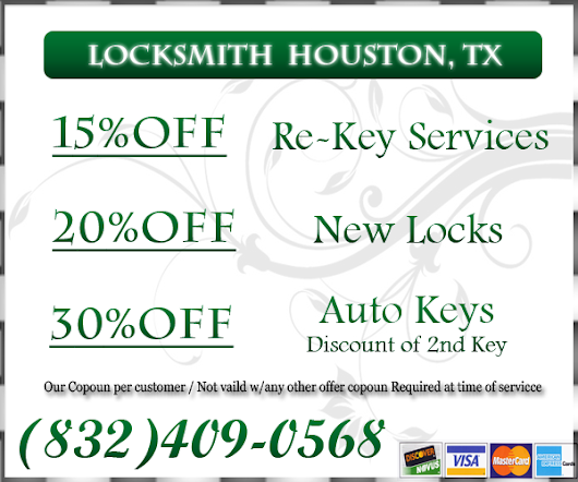 Houston Area Locksmith