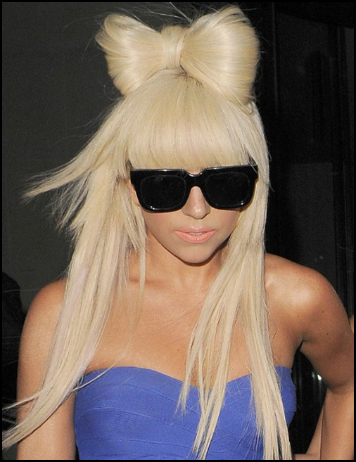 Gaga's ICONIC hairstyles over the years - Gaga Thoughts - Gaga Daily