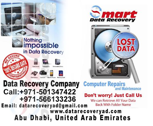 hard disk recovery dubai