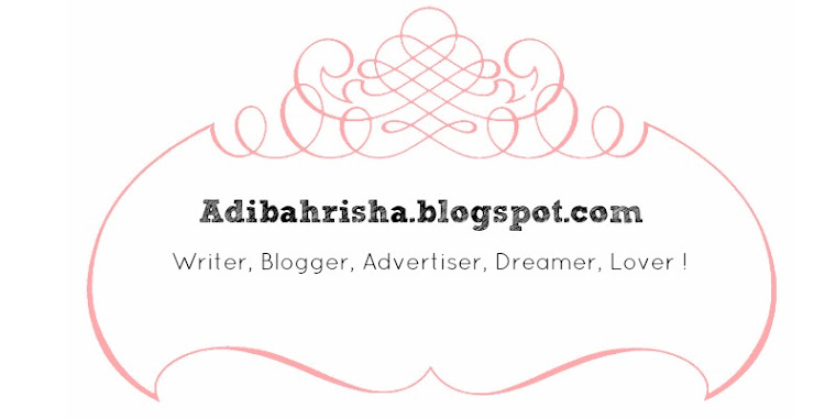 Adibahrisha And The Rhythm Of Her Life: How To Reject A
