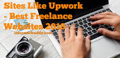 Sites Like Upwork - Upwork Alternative Best Freelance Websites 2018 list