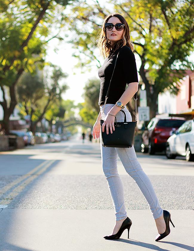 Office Style: Uniqlo Legging Pants
