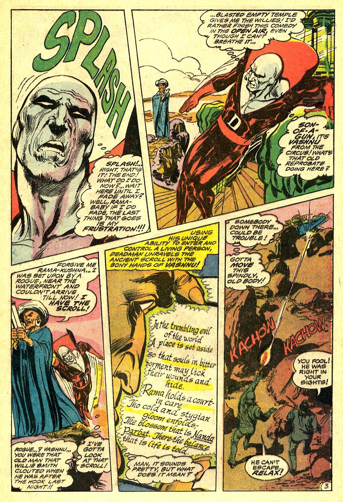 Strange Adventures (1950) issue 216 - Page 5