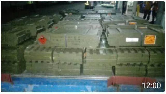 senjata4 - Geger! Telah Tiba di Bandara Soetta Senjata Impor, Inikah Yang Dimaksud Panglima TNI?