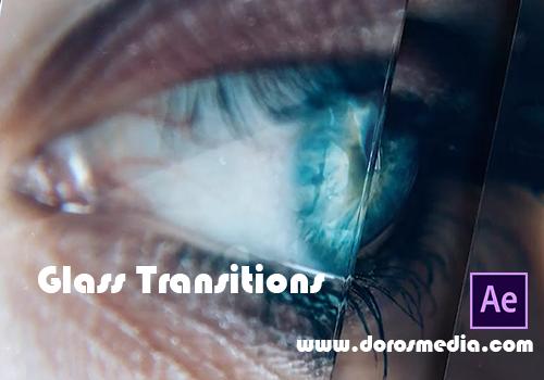 قوالب افترافكت , انتقالات افترافكت قالب افترافكت انتقالات كلاسيكية جديدة للافترافكت Glass Transitions
