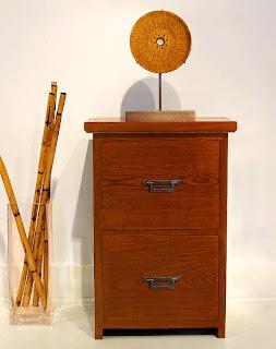 Diseño de mueble chino