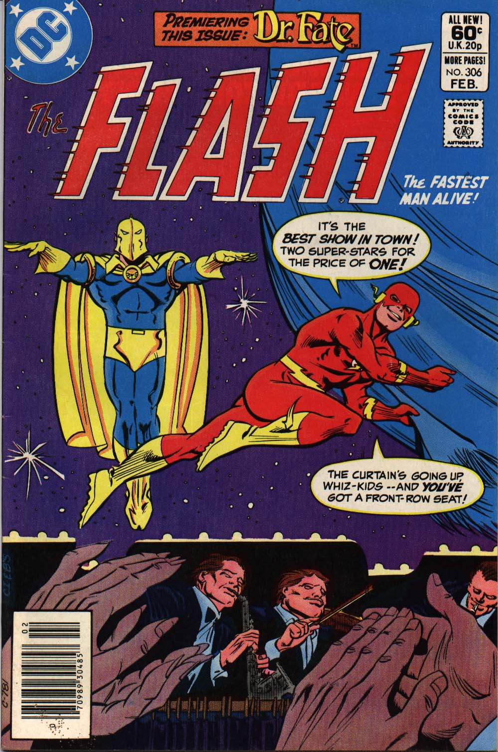The Flash (1959) 306 Page 1