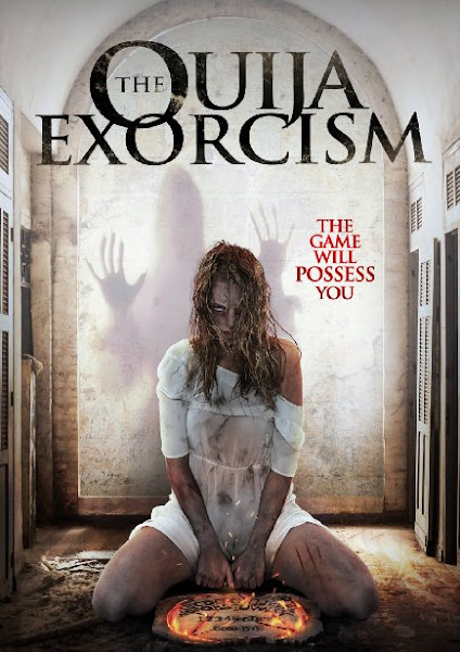 Poster Of The Ouija Exorcism 2015 720p English BRRip Full Movie Download