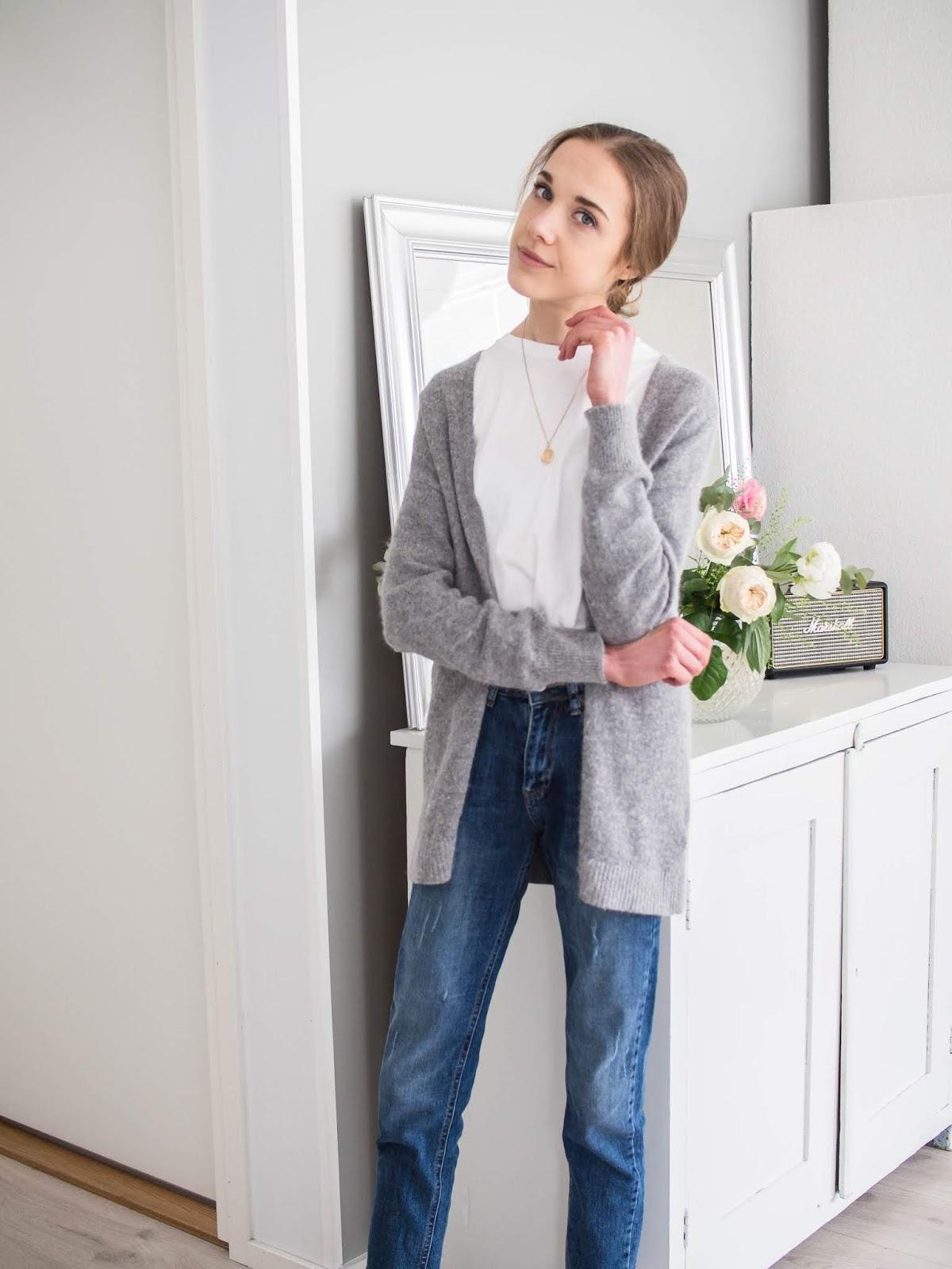 Minimal and chic Scandinavian style outfit - Minimalistinen skandinaavinen tyyli, muotibloggaaja, Helsinki