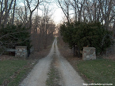top haunted places in Illinois