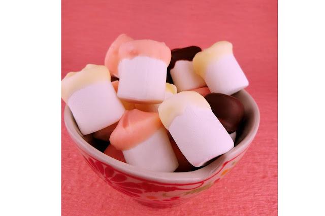 マシュマロのお菓子