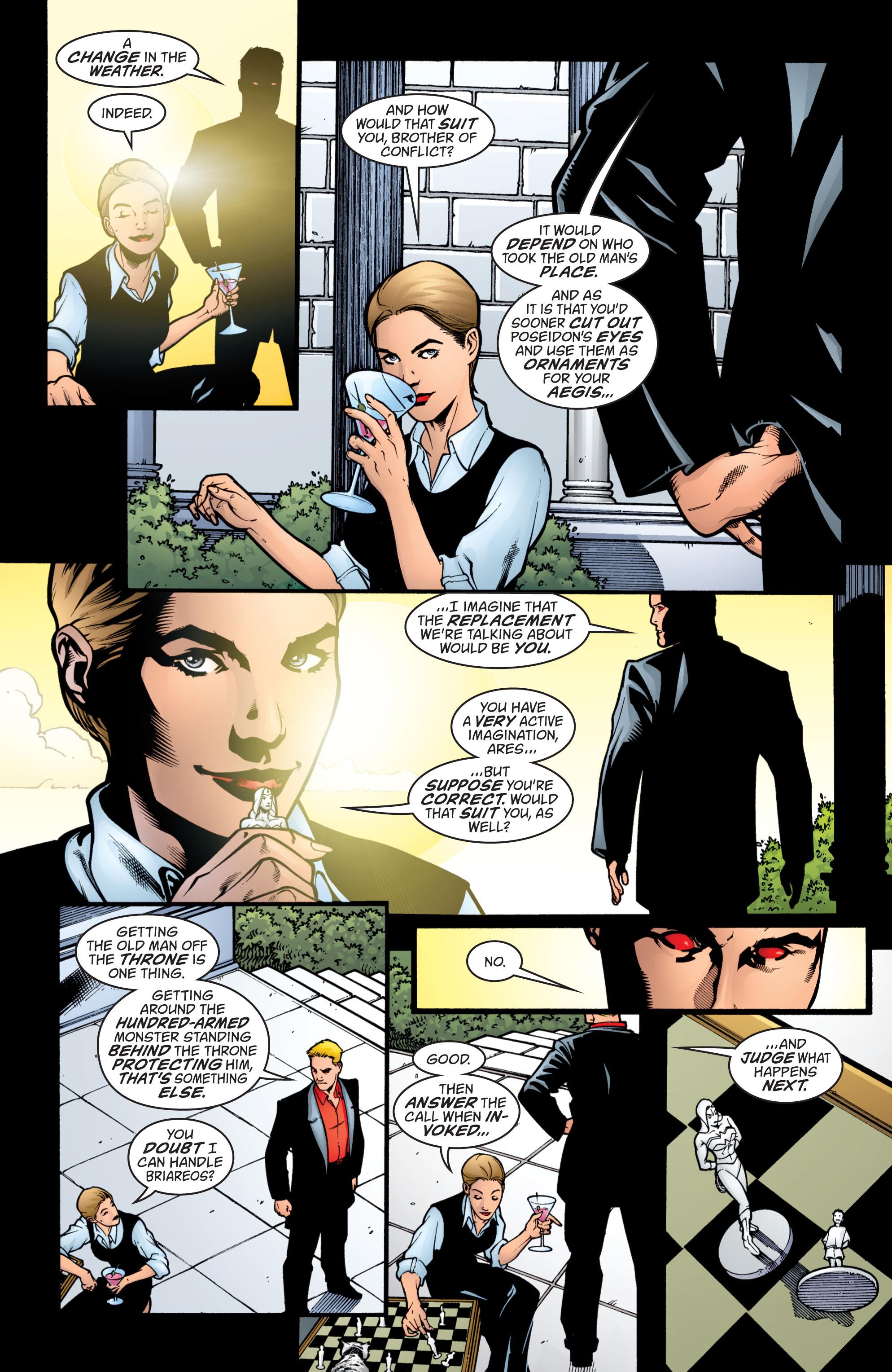 Read online Wonder Woman (1987) comic -  Issue #209 - 4