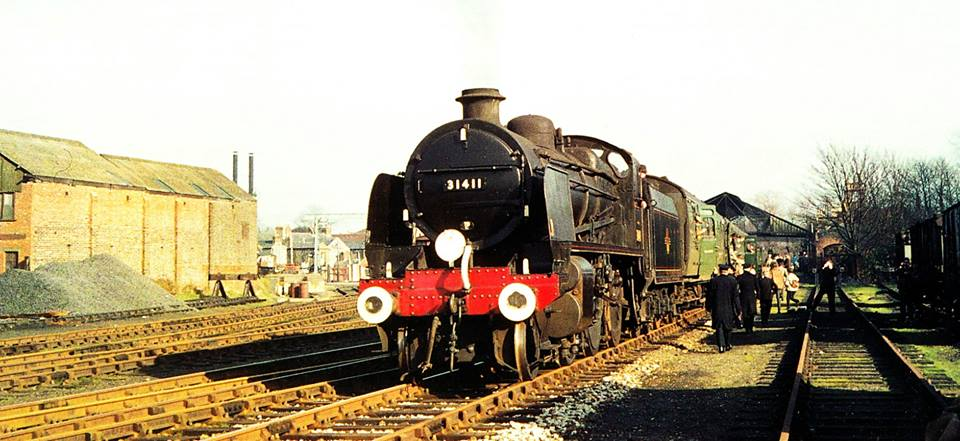 1966 Railtour at Gosport