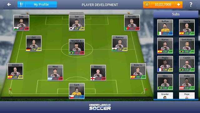 cheat dream league soccer 2017 tanpa root