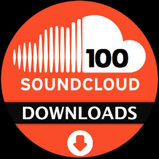 Buy 100 SoundCloud Downloads