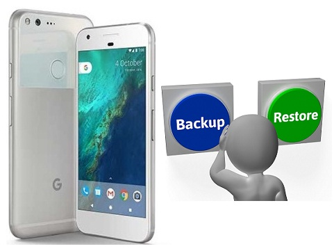 How to Backup and Restore Photos, Videos and Apps on Google Pixel