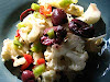 Cauliflower & Olive Salad