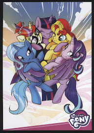MLP Princess of Friendships Series 4 Trading Card