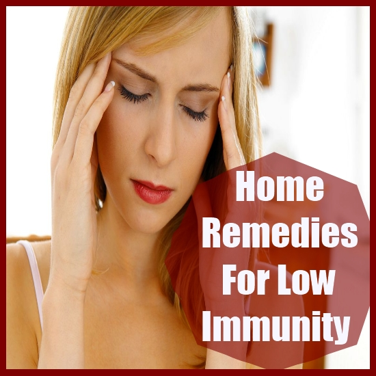 Natural Home Remedies Strong Immune System | Natural Cures For Low Immunity