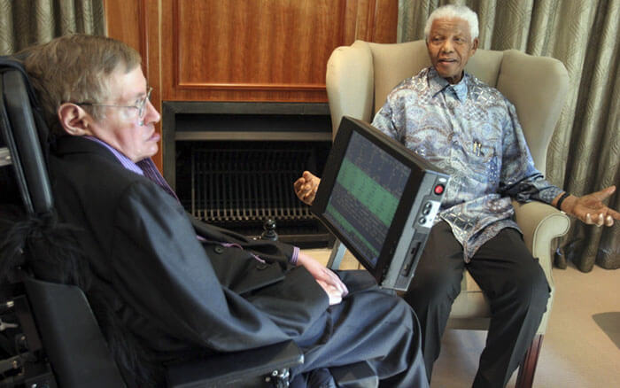 British Theoretical Physicist And Cosmologist Stephen Hawking Dies At The Age Of 76