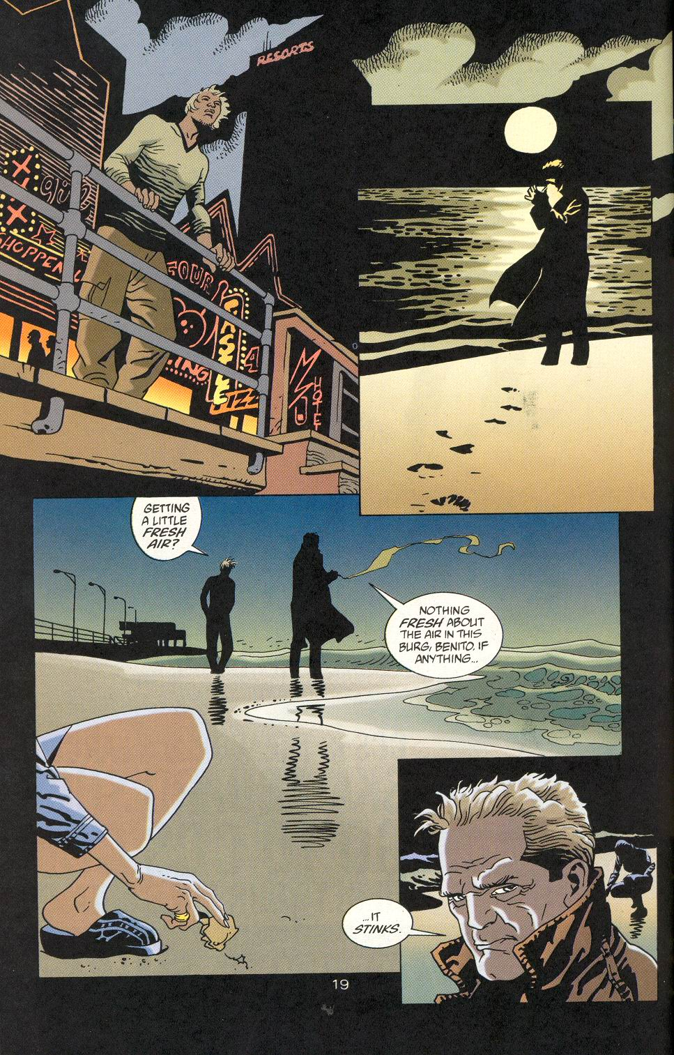 Read online 100 Bullets comic -  Issue #24 - 21
