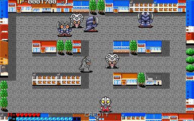 Game Dingdong Ultraman