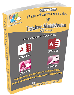 Fundamentals of MS-Access 2016 pdf