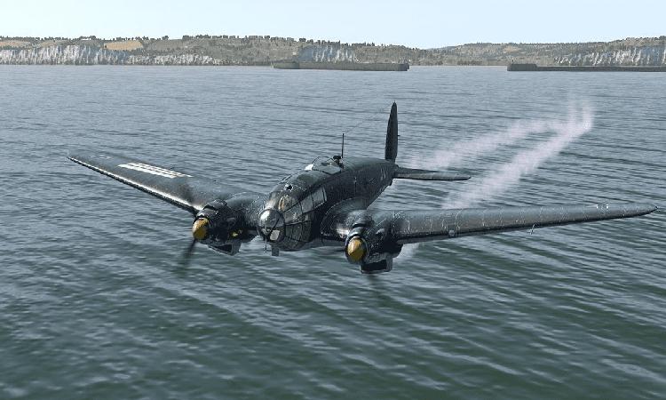 تحميل لعبة IL 2 Sturmovik Cliffs of Dover Blitz برابط مباشر