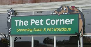 fachada pet shop