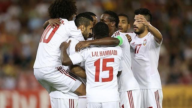 1. UAE (chủ nhà).