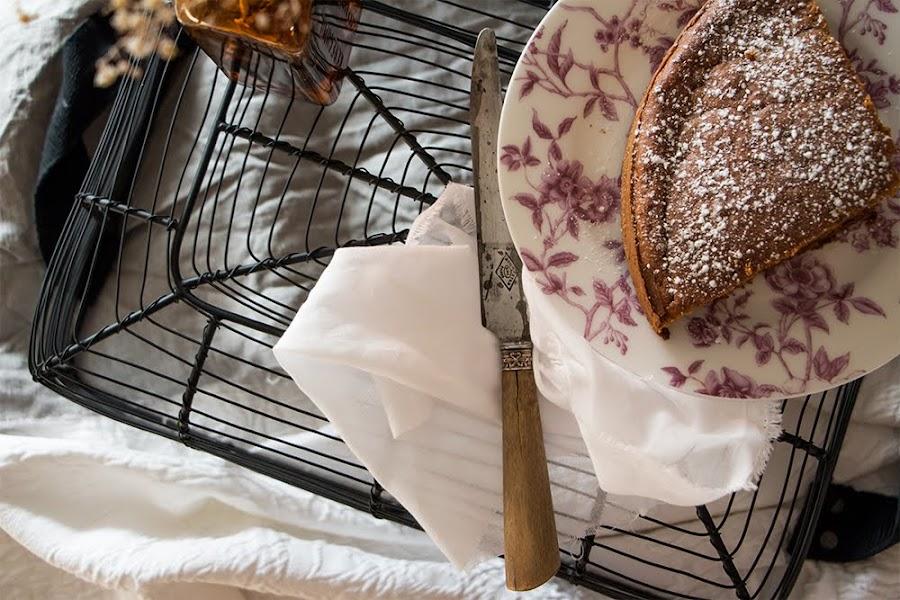 Como hacer el bizcocho perfecto + receta