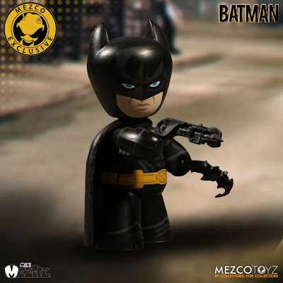 San Diego Comic-Con 2017 Exclusive 1989 Batman Mini Mez-Itz Vinyl Figure by Mezco Toyz