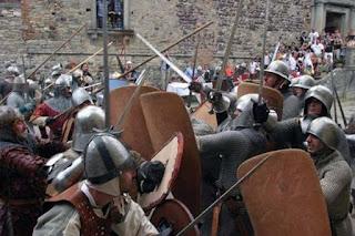 """""""Cittadella in Festa"""" fra arti e mestieri medievali 22-23 aprile Lonato del Garda (Bs)"""