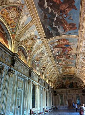 Galleria degli Specchi - Corte Vecchia