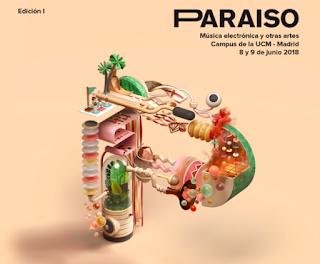 PARAISO FESTIVAL 2018