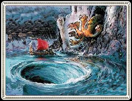 mitologia: Odüsszeusz